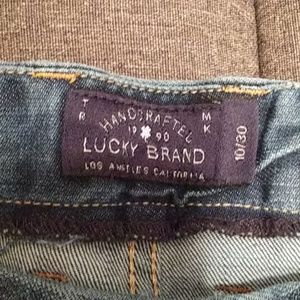 Lucky Brand Jeans - Lucky Brand Ankle Jeans